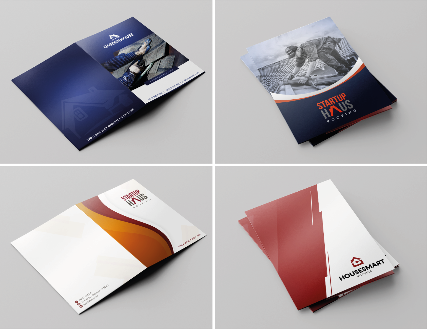 Roofing Services Templates