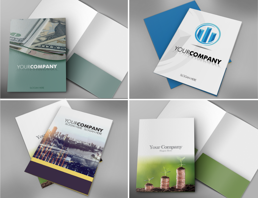 Accountants, Bookkeepers, Marketing Templates
