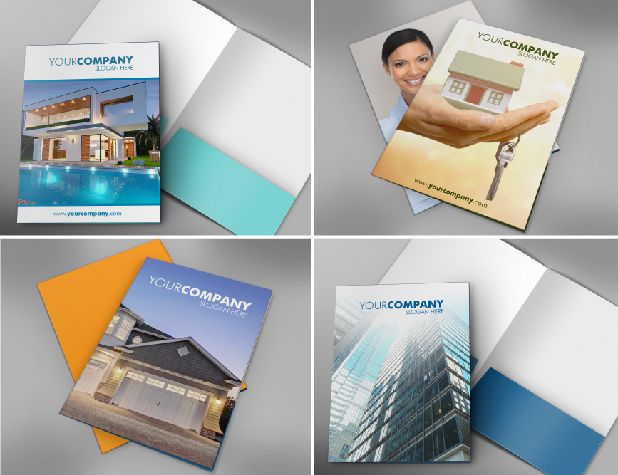 Real Estate Agency Templates