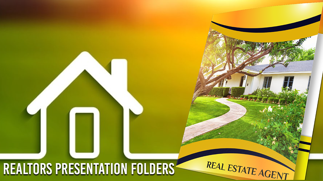 presentation folders, presentationfolders, pocket folders, design online presentation folders, custom presentation folders, realty presentation folders pocket folders for real estate agent