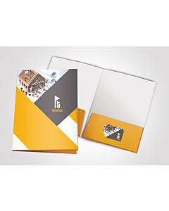 High Capacity Folders