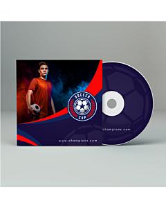 CD/DVD Single Disc Sleeve Packaging
