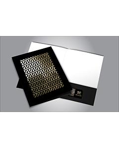 3D Presentation Folders