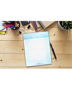 Notepads 8.5x11