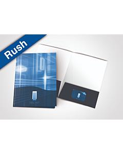 Rush Pocket Folder