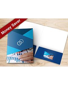 Letter Size Pocket Folder