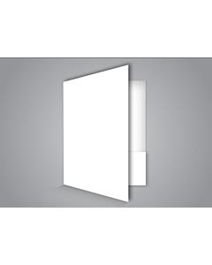 Blank Presentation Folder
