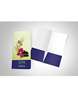 4x9 Presentation Folders